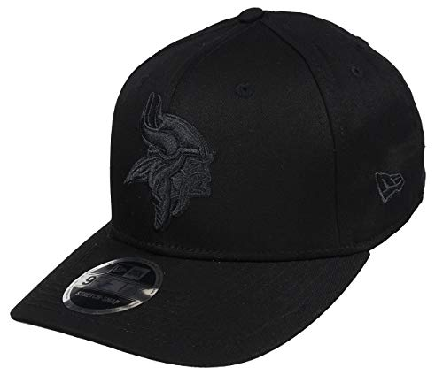 Edition Vikings One Bob size Cap Snapback Minnesota Era Black New 9fifty Stretch vwqxE8OOS