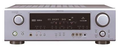 amazon com denon avr 686s 7 1 channel home theater receiver rh amazon com Denon 1803 Manual Denon 1803 Manual