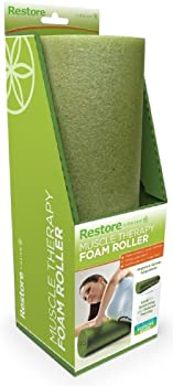 Mousse rouleau Pilates Yoga Gym Muscle Massage Rehab Point Physio Tissus Set Grille