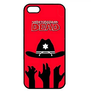 the walking dead the walking dead phone case 076 Iphone 5 5S case cellphone case for Iphone 5 5S