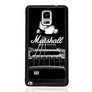 Hot Samsung Galaxy Note 4 Caso Marshall Guitar Drop Proof Cute Anti Slip Absorci¨®N De Impactos