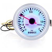 Al vacío douself Turbo Boost medidor de botón