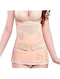 Faja postparto, contiene 3 bandas elasctiicas ideales para la etapa de maternidad despues del parto. Ideal para dolores de espalda, y ayuda en la postura para evitar dolor.