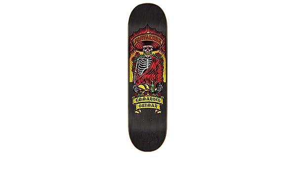 Santa Cruz Emmanuel Guzman Dining With The Dead 15 Year 8.27 Skateboard Deck