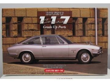 いすゞ117クーペ ハンドメイド グレードアップパーツ付の商品画像
