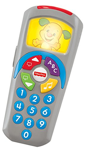 4154BLoOFJL - Fisher-Price Laugh & Learn Puppy's Remote