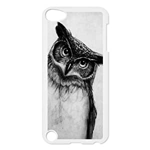 ANCASE Owl 3 Phone Case For Ipod Touch 5 [Pattern-2]