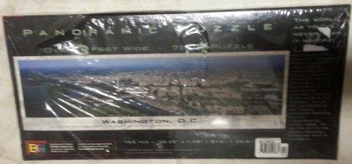 Panoramic Puzzle Washington, D.C. (Washington Monument, w...