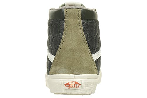 Vans U SK8-HI VKYA7ZR, Sneaker unisex adulto (Mte) Duffel Bag/Quilted