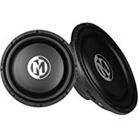 Memphis Audio 15SA12D4 15 500 Watts Dual 4 Ohm Coil SA Series Car Subwoofer