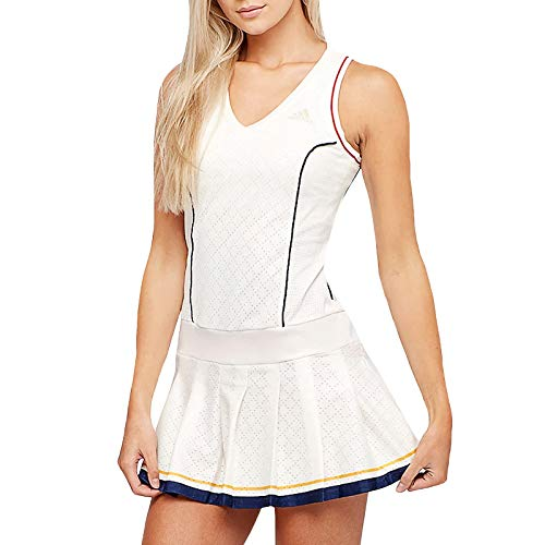 adidas Performance Womens New York Solid Tennis Dress - XS ()