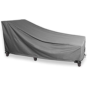 Amazon Com Chaise Lounge Cover Khomo Gear Titan