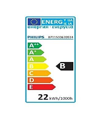 Philips 62093470 Iluminación de interior G24d-2 2, 18 W, blanco ...