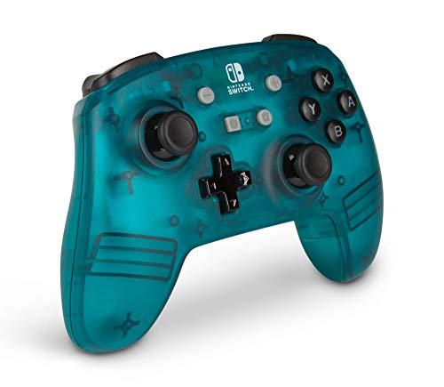 PowerA Enhanced Wireless Controller for Nintendo Switch Teal Frost 6