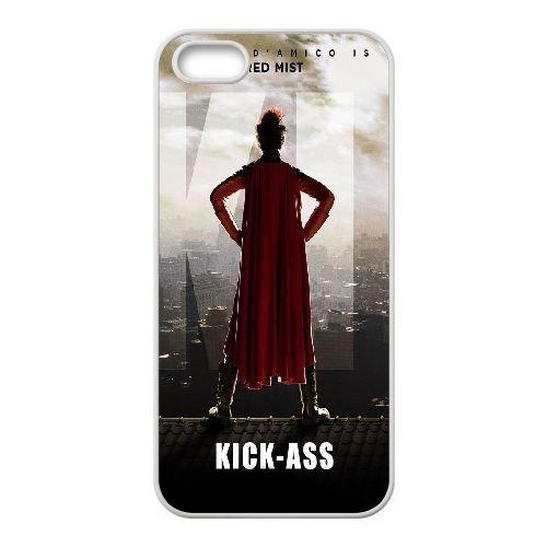 B3N91 Red Mist kick ass Y1T7JT coque iPhone 4 4s cellulaire cas de téléphone couvercle coque blanche HY7CUJ9KK
