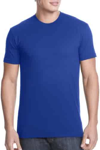 Next Level Apparel N6210 Mens Premium CVC Crew - Royal, Large