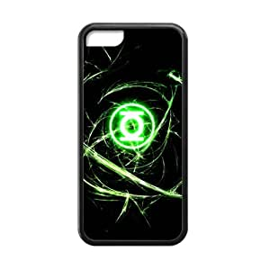 Generic Custom Phone case for Iphone 5C Green Lantern Pattern