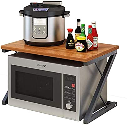 Cocina Microondas Estante, Multifunción Cocina For Guardar ...