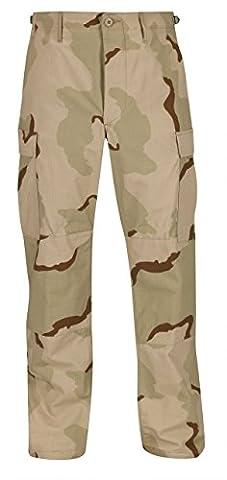 Propper BDU Trouser, 100% Cotton Ripstop, Medium - Regular, 3-Color - Color Shoes Pants