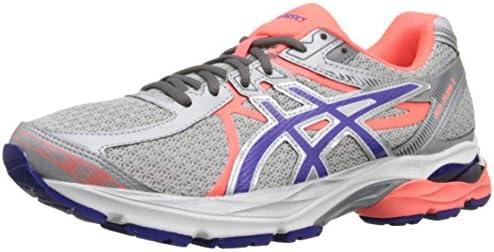venta barata ee. nueva estilos profesional ASICS Women's Gel-Flux 3 Running Shoe, Silver/Blue Berry/Flash ...