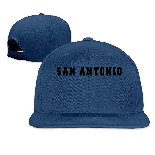 CuenNael Unique Personality San Antonio College Baseball Hat Pink Adjustable Truck Cap Unisex]()