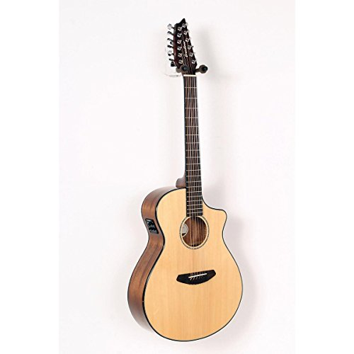 Breedlove Pursuit 12-String Acoustic-Electric Guitar Natural 888365632513 (Breedlove 12 String)