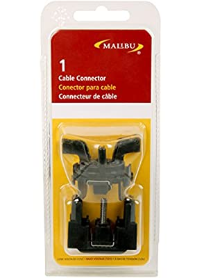 Malibu Cable Connector for Landscape Lighting 8150-9801-01