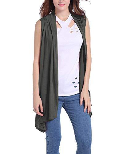 Fashion Longues Femme Saoye Et Gilet FY6WPFHvd
