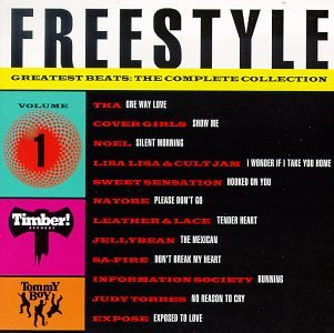Freestyle Greatest Beats: The Complete Collection, Vol. 1 by Rhino / Ada