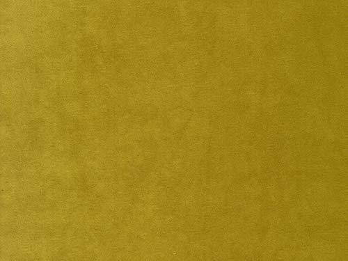 mustard yellow upholstery fabric - 5