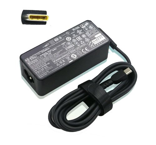 Pa 9 Series Ac Adapter (Lenovo ThinkPad X1 tablet Yoga 5 Pro AC Adapter 65W Type-C 20V 3.25A 15V 3A 9V 2A 5V 2A)