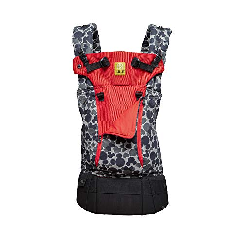 SIX-Position 360° Ergonomic Baby & Child Carrier, Disney Baby Collection by LILLEbaby, The Complete All Seasons (Stitched Sweethearts) ()