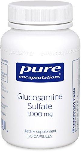 Pure Encapsulations Glucosamine Supplement Cartilage