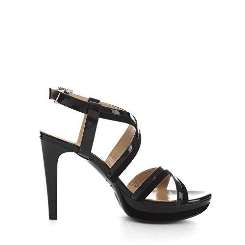 Nero Giardini - Sandalias de vestir para mujer negro negro negro
