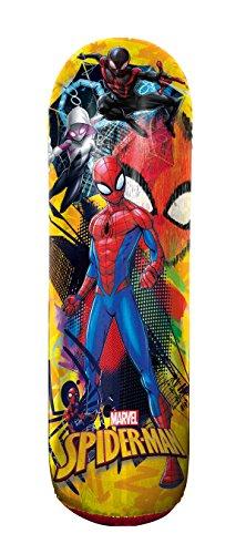 (Hedstrom Spider-Man Bop Inflatable Punching Bag, 36