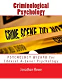 Criminological Psychology: Volume 1 (Options in Edexcel A-Level Psychology)