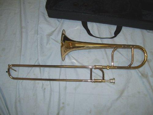 Alto Trombone, Eb key