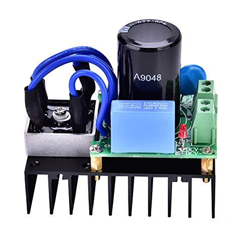 Aufee Rectifier Module, 1 pcs 0-220VAC to 0-311VDC Universal Multiple Protection Rectifier Board Module
