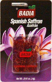 (Badia Saffron Spanish 0.4 gm)