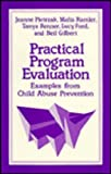 img - for Practical Program Evaluation: Examples from Child Abuse Prevention (SAGE Sourcebooks for the Human Services) book / textbook / text book
