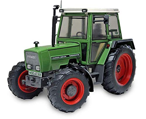 Weise-Toys 1047 Fendt Farmer 308 LSA (Version 1984-1888) (2016) Tractor Model, Multi-Color Weise-Toys_1047