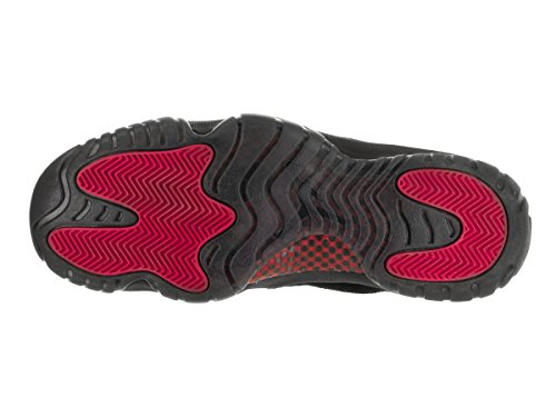 Nike Air Jordan 11 Retro Low - Zapatillas de baloncesto, Hombre Negro / Rojo (Black / True Red)
