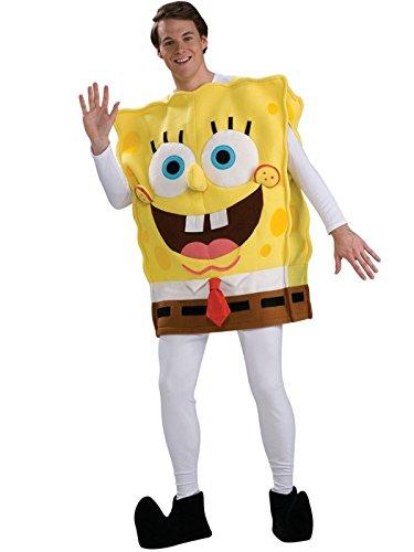 Rubie's Adult Sponge Out of Water Costume Spongebob Deluxe ()