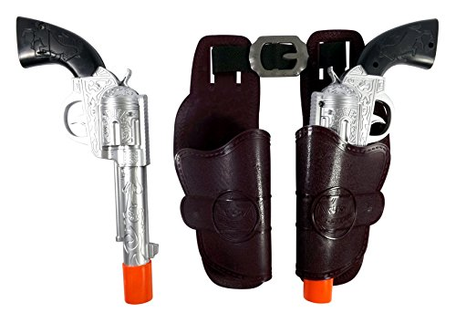 Belt Gun Holster Costume (11