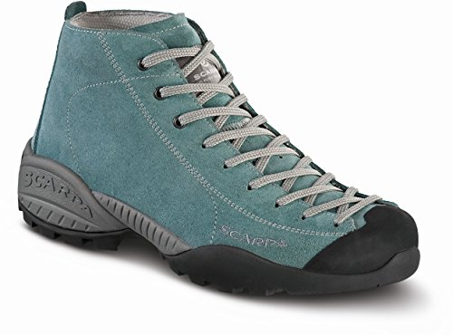 Scarpa Mojito Mid Wool GTX Zapatillas de aproximación nile blue