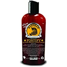 Bossman Fortify Intense Beard Conditioner to Grow, Thicken, Moisturize and Protect Your Beard (Gold)