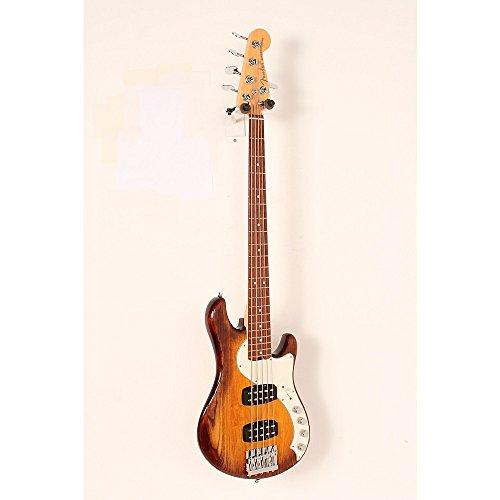 Fender American Elite Dimension Bass V HH, Rosewood, Electric Bass Guitar Level 2 Violin Burst 888366010921 -  USED005004 0193000733
