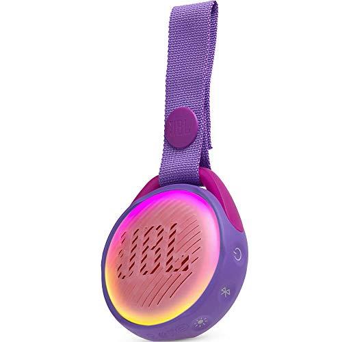 JBL JR POP – Waterproof Portable Bluetooths Speaker Designed for Kids – Purple