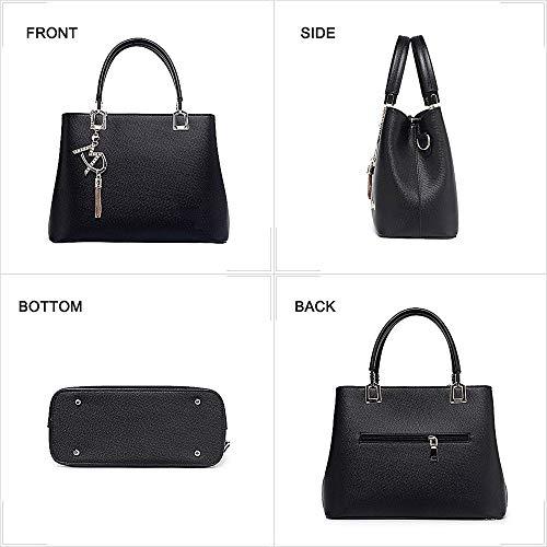 Grand à Or coréenne Messenger Blanc bandoulière Version Ladies couleur Fashion Femme sac Bag Ladies Trdyj wHqtaXxBa