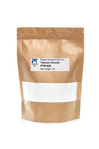 - Pantai PTR-620 Titanium Dioxide TiO2, 1 lb.